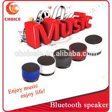 Portable plastic molded car speaker cabinet box smaller than 5w bluetooth speaker