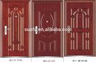 christmas new style iron door designs