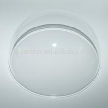 Optical glass dome, mini glass dome, large clear acrylic dome
