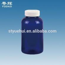 750cc big plastic pill bottle / medicine container with lid / child proof cap pill jar