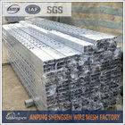 anping shengsen factory zinc steel fence