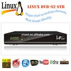 LINUX DVB-S2 MPEG4 H.264 HD Receiver xbmc azamerica