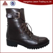Fuente de la fábrica precio atractivo botas de vaquero para mujeres