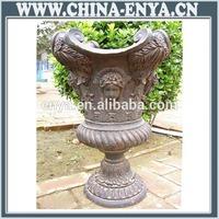 Cheap Wholesale cast iron antique pots and urns