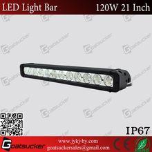 C r e e led light bar 120w accessories for hyundai i30