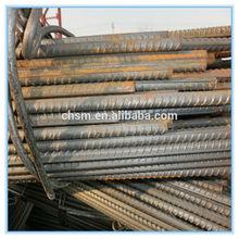 Prestressing of Concrete Screw Thread Steel Bar