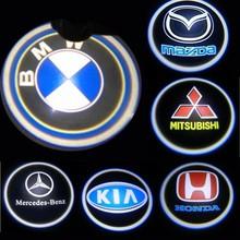 All Car Brands Logo LED DC 12V Led Car Door Logo Laser Projector Light