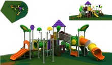 top sale best-price coconut tree newest full color playground area