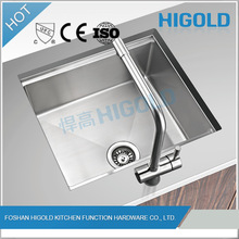 Good Quality Handmade Stainless Steel Kitchen Stainless Steel Sink Hand Wash