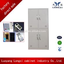 China cabinet Laundry Locker/Key Storage Locker/Knock Down Metal Locker Furniture