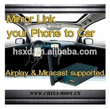 wifi car wireless mirror link smartphone connectivity