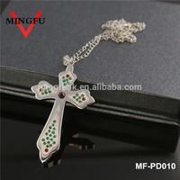 custom design wholesale celtic cross pendant