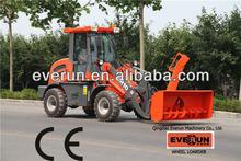 Everun más recientes de china 0.8t/1t/1.2t/1.5t pequeño tractor de granja equipo