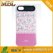 Rural flower case for iphone 5s, 3d cover for iphon5s