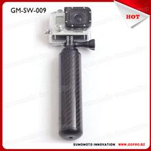 Universal carbon fiber float hand grip Go pro 4 3+ GM-SW-009