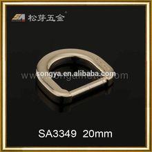 Custom design alloy accessory,luggage handle parts