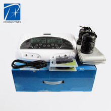 negatif elektrik cep infrared Ionizer ayak detoks makine