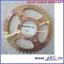 SCL-2013040250 Motorcycle Sprocket Wheel BAJAJ Chain Sprocket