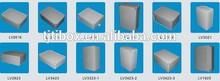 TIBOX Custom Extruded Aluminum Enclosure For Electronics 76*35-100 Length/Aluminum Extrusion Box