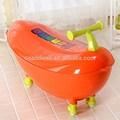 kleine kunststoff Kind badewanne mit rädern
