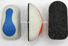Mouse shaped whiteboard eraser