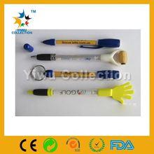 flower pen,wholesale pull out banner pen,smile face cartoon pen