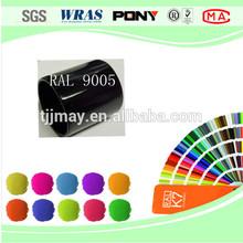 RAL9005 Gloss Smooth Black Powder Coating