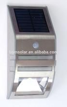 stainless steel solar wall lamp outdoor, Solar wall lights, solar sensor lights