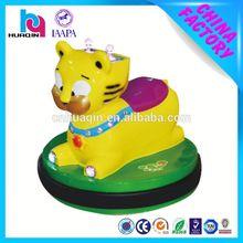 mini children Playground amusement kids vivid animal battery rides
