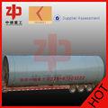 Irán de cemento, gránulos de porcelana horno rotatorio de cemento para la venta con la norma iso por zhongde