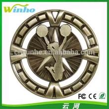 Winho bronze medal for cheerleaders