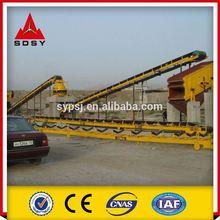 Portable Belt Conveyor For Rice