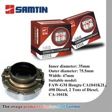 Samtin Auto Angular Contact Ball Self-aligning Clutch Release Bearing 62RCT3503, Auto Parts
