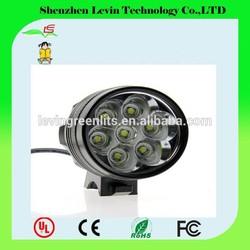 Impermeable al aire libre Luz brillante 7000 lm CREE XM T6 LED de luz de bicicletas