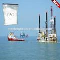 Pac lv/hv oilfield químicos
