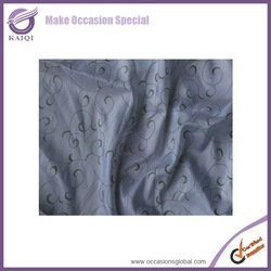 20844 cheap white sage dining chameleon embrodiery table cloths