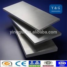 high performance aluminium name plate