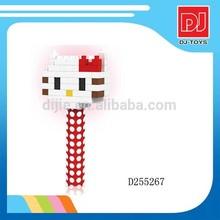 stationery toys ,children KT building block pen 54 pcs D255267
