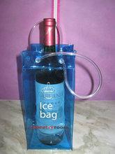PVC wine gift ice bag cooler bag