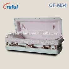 Colors of Casket Coffin Antique White Rose (CF-M54)