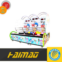2015 best selling product kid street basketball arcade game machine