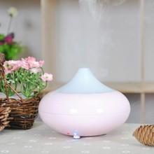 2015 Unique shape essential oil diffusers ultrasonic GX-02k soft pink