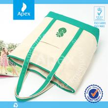Custom logo printed fashion bags ladies handbags