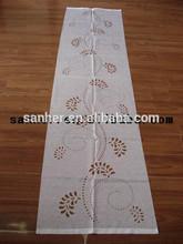 100%polyester laser cut design of decorative Door curtain