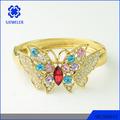 bonito de ouro pulseiras de cristal borboleta nomes para jóias