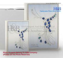 H&B acrylic cover photo album suppliers