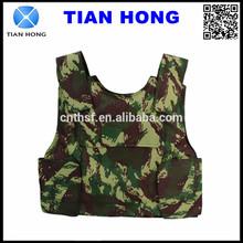 Police&Military Bullet Proof Vest/Body Armor/tactical vest/Ballistic Jacket(9mm FMJ) NIJ IIIA FDY3R-TH01-02