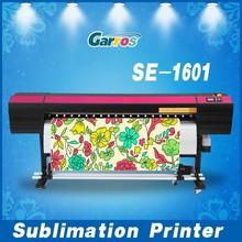 Alta resolução 1440 dpi sublimação de impressão têxtil para o papel de transferência