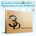 3d fotografando sistema novo produto 2014
