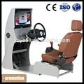 La formation et l'éducation de voiture pilote/simulateur de formation de conduite de camion